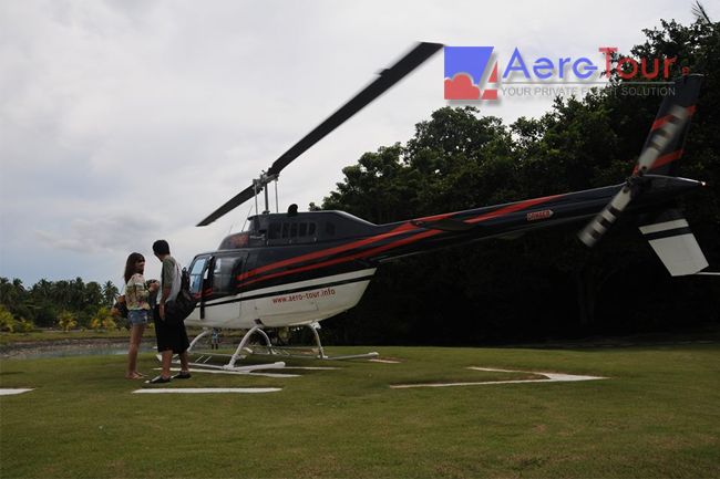 AeroTour  Aircraft And Helicopter Charter Philippines  VIP Transport  Ae
