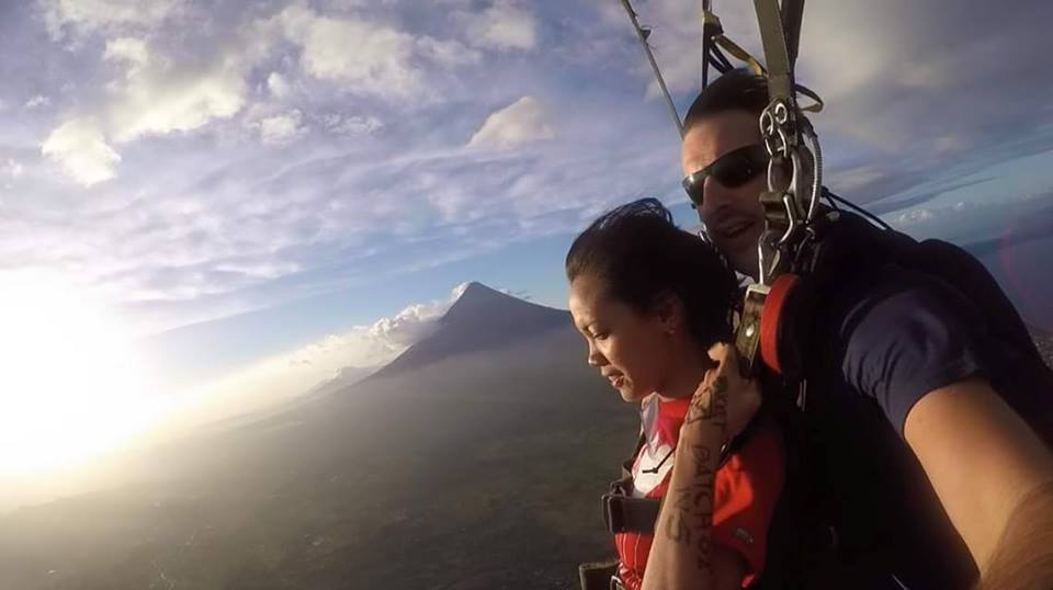 majestic Mt. Mayon in Legazpi